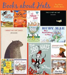 Boy Mama Teacher Mama |  Books About Hats