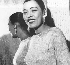 """Billie Holiday - Few songs will ever haunt you more than """"Strange Fruit"""". So incredibly beautiful. A masterpiece."""