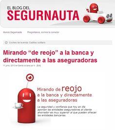 La crisis económica y el ajuste pendiente puede suponer una carga muy pesada sobre parte de nuestro sistema financiero a lo largo de 2013.... Más en el Blog del Segurnauta blog.segurauto.com