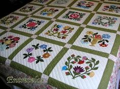 Amish Quilt Patterns, Applique Quilt Patterns, Amish Quilts, Easy Quilts, Applique Designs, Colchas Quilting, Quilt Stitching, Free Motion Quilting, Quilting Projects