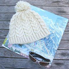 Snowbird Hat by Mary Ann Stephens
