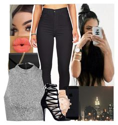 """""""Classy with pants"""" by jo-ellehadi ❤ liked on Polyvore featuring MICHAEL Michael Kors, Topshop, Michael Kors and River Island"""