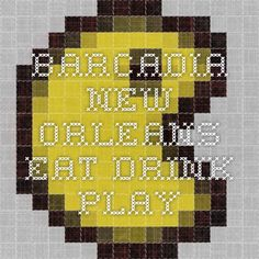 Barcadia New Orleans - EAT. DRINK. PLAY