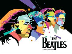 Fan art The Beatles - Taringa!
