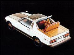Toyota CAL-1, 1977
