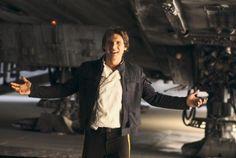 El cowboy espacial se llama Han Solo     Sí, ese que parece un cowboy del espacio. El que es interpretado por Harrison Ford, ese es ni más ni menos que Han Solo. Y aunque me niego a creer que queda alguien sin conocerlo, les cuento que es uno de mis personajes favoritos de toda la saga y seguramente también de todos los fans.