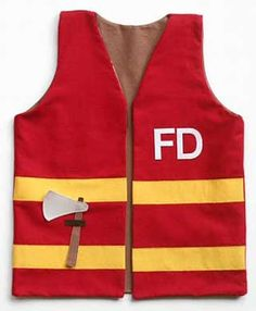 Clothing Pattern - Play Vest