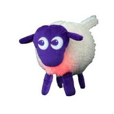 Sheep plays heartbeat and womb sounds to help get your baby to sleep.