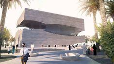 Empathy Pavilion, Dubai Expo 2020 | Höweler + Yoon