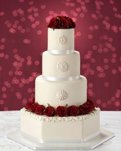 Wedding Cake Gallery   Ladybug Cakes
