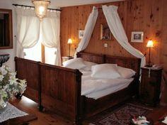 Hotel Bella Tola, St Luc, Switzerland Nostalgic room 206