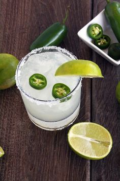 Do You Fancy a Margarita? Jalapeño style **remove about 1 Tbs of silver Patron and replace it with Patron Citronge orange liqueur.