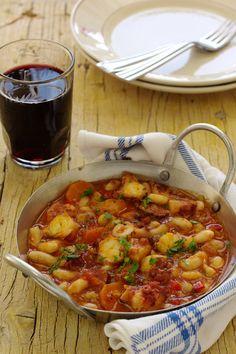 Fish Recipes, Seafood Recipes, Chicken Recipes, Cookbook Recipes, Cooking Recipes, Healthy Recipes, Guisado, Portuguese Recipes, Love Eat