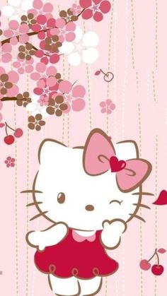 hello kitty wallpaper - Google Search