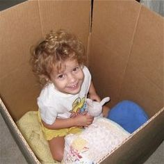 Tips for Moving House with Toddlers