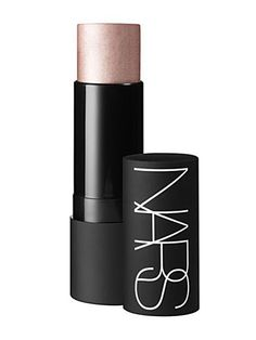 Obsessed: Nars Highlighter stick. To get that dewy healthy glow.
