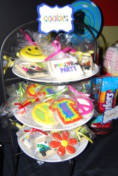 """Photo 4 of 11: hippie / Birthday """"Peace, Love and Party!""""   Catch My Party"""