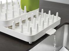 Уникальная сушилка, состоящая из трех отделений, поместится на любой кухне: это…