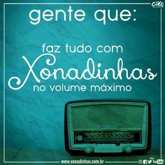 Gente que: Faz tudo com Xonadinhas no volume máximo! ✌ #Xonadinhas #BecoSemSaída  http://xonadinhas.com.br/  Sua Música: http://www.suamusica.com.br/Xonadinhas2016 Palco Mp3: palcomp3.com/xonadinhas