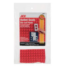 Ace Electrical Outlet Seal Pack (1062/Ah) - 5 Pack - Door / Window Weatherstrip - Ace Hardware