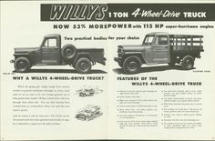 Willys PU