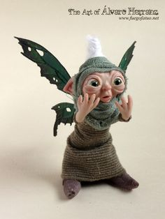 Staring faerie commission by AlvaroFuegoFatuo on DeviantArt