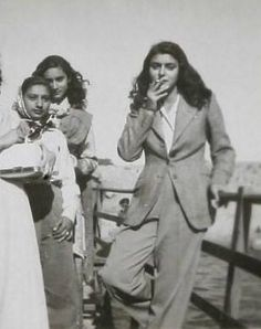 A rare pic of Rajmata Gayatri devi of Jaipur, Rajasthan ranked as one of the most beautiful women on earth by Vogue