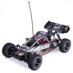 FS Racing 53632 Brushless 2.4GHz 1/10 4WD EP&BL BAJA Buggy RTR