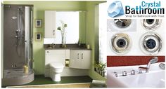 You can make your bathroom an amazing place if you use stylish and modern #BathroomAccessories.