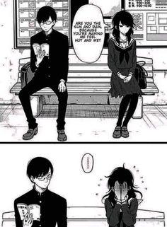Fun Comics, Manga Comics, Cute Profile Pictures, Best Funny Pictures, Manga Games, Anime Art Girl, Dark Fantasy, Anime Couples, Memes
