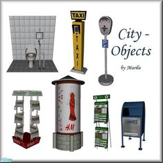 tsr city objects