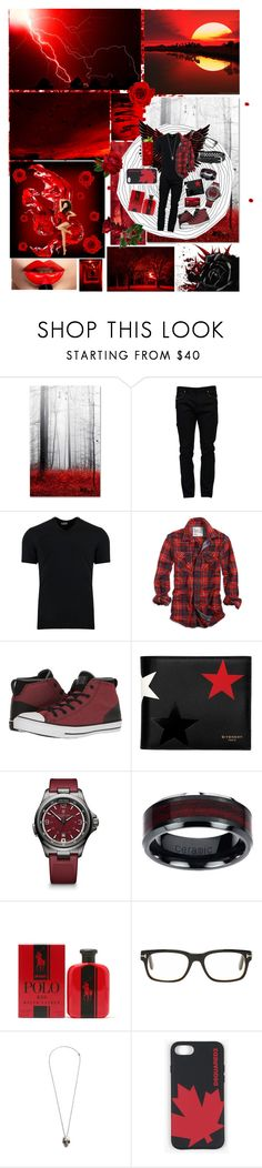 """Red Life"" by vampirekitty34 ❤ liked on Polyvore featuring Trademark Fine Art, Sony, Valentino, Dolce&Gabbana, American Eagle Outfitters, Converse, Givenchy, Victorinox Swiss Army, Vance Co. and Sophy Robson"