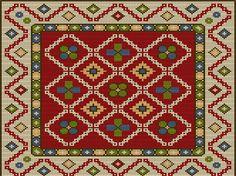 Türk halı ve kilim motiflerinin tarih boyunca gelişimi