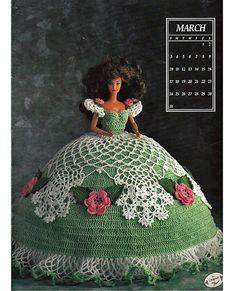 El Antebellum colección Miss March1991 Annies por grammysyarngarden