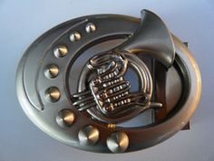 Music Belt Buckles Quality Belt Buckles at discounted prices only from reliable Trombone, Clarinet, The Good German, Bicycle Bell, Bbq Apron, Grilling Gifts, Sound Of Music, Cool Gadgets, Musical Instruments