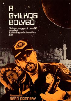 The Mind-Blowing Hungarian Posters for All Your Favorite Movies