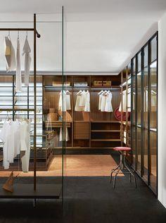 Porro Spa   Prodotti   Sistemi   Dressing room