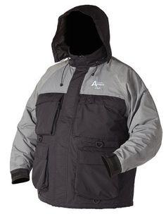 Arctic Armor Pro Suit Floating Ice Fishing Snowmobiling Jacket Large | eBay