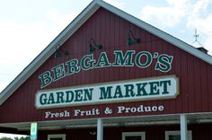 Bergamos Market Vineland, NJ...Right around the corner from home.