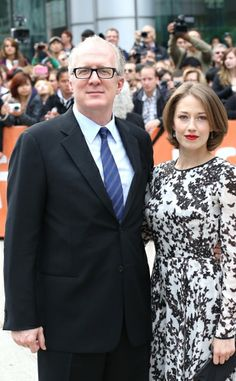 Carrie Coon's dress and lipstick ...  http://www.broadwayworld.com/article/Photo-Coverage-AUGUST-OSAGE-COUNTY-on-the-TIFF-Red-Carpet-Part-Two-20130910