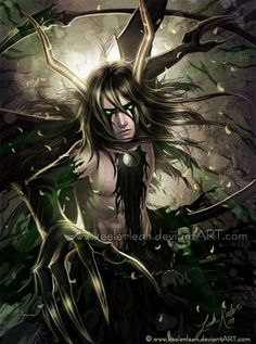 Ulquiorra I hate so much this    guy