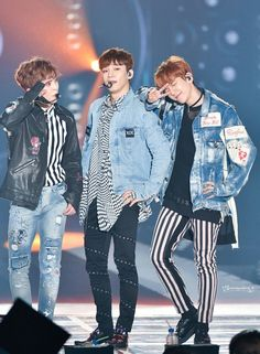 Exo CBX's Japan Debut with Ka-Ching is a true blessing ❤️ They look SO good and the song is rlly catchy! K Pop, Kai, Exo Chen, Kris Wu, Exo 2017, Chanyeol Baekhyun, Exo Group, Kim Minseok, Xiu Min