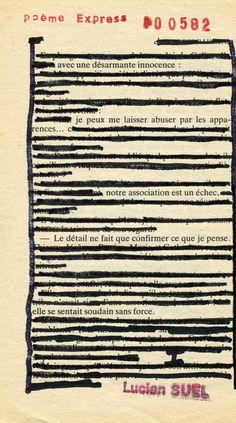SILO: Poème express n°582