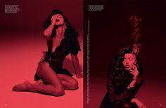 Hell Raiser (Love Magazine)
