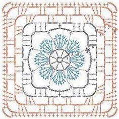 Crochet pattern 1