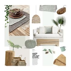 """Summer Vibes"" by magdafunk ❤ liked on Polyvore featuring interior, interiors, interior design, home, home decor, interior decorating, John-Richard, canvas, Frontgate and Surya"