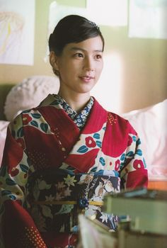 Nounen - Album on Imgur Rena Nounen, Film 2014, Princess Jellyfish, Japanese Beauty, Trending Memes, Sari, Inspiration, Women, Kimono