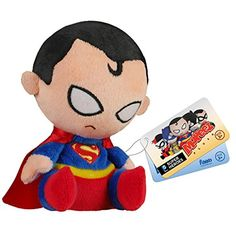 Funko Mopeez: Heroes - Superman Action Figure ** Check this awesome product by going to the link at the image. (This is an affiliate link) #ActionFiguresStatues