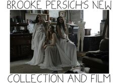 Brooke Persichs New Collection And Fashion Film