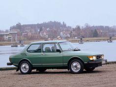 Saab 99 Turbo.